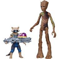 Avengers Deluxe Rocket s Grootem - Figurka