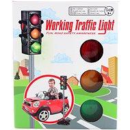 Světelný semafor - Herní set