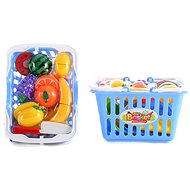 Basket with cutlery - Game set