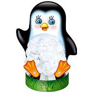 Rostoucí krystaly tučňák - Experimentální sada