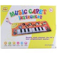 Koberec hudební - Hudební hračka