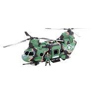 Transportní helikoptéra - Hrací sada