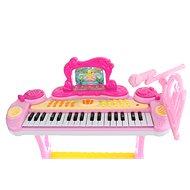 Piano s vodotryskem - Hudební hračka