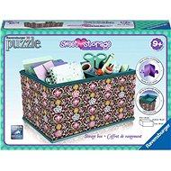 Ravensburger 3D Puzzle 120826 Úložná krabice Girly Girl Mary - 3D puzzle