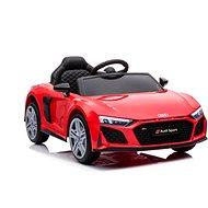 Elektrické autíčko Audi R8 Spyder, červené - Elektrické auto