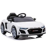 Elektrické autíčko Audi R8 Spyder, bílé - Elektrické auto