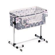 DeCuevas 51235 Novorozenecká postýlka pro panenky s funkcí společného spaní  SKY 2020  - Nábytek pro panenky