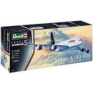 Plastic ModelKit letadlo 03872 - Airbus A380-800 Lufthansa New Livery