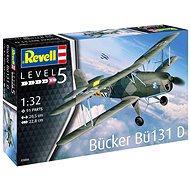 Plastic ModelKit letadlo 03886 - Bücker Bü131 Jungmann - Model letadla