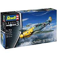 Plastic ModelKit letadlo 03893 - Messerschmitt Bf109 F-2 - Model letadla