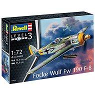 Plastic ModelKit letadlo 03898 - Focke Wulf Fw190 F-8 - Model letadla