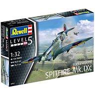 Plastic ModelKit letadlo 03927 - Spitfire Mk.IXC - Model letadla