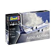 """Plastic ModelKit aircraft 03942 - Airbus A320 Neo Lufthansa """"New Livery"""" - Model Airplane"""