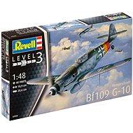 Plastic ModelKit aircraft 03958 - Messerschmitt Bf 109 G-10 - Model Airplane