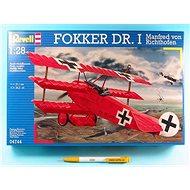 Plastic ModelKit letadlo 04744 - Fokker Dr.I 'Richthofen' - Model letadla