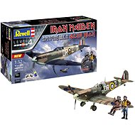 "Gift-Set letadlo 05688 - Spitfire Mk.II ""Aces High"" Iron Maiden - Model letadla"