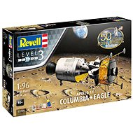 "Gift-Set 03700 - Apollo 11 ""Columbia"" & ""Eagle"" (50 Years Moon Landing) - Model letadla"