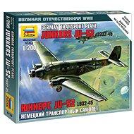 Wargames (WWII) letadlo 6139 - Junkers Ju-52 Transport Plane - Model letadla