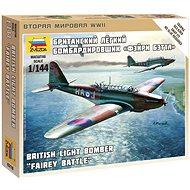 Wargames (WWII) letadlo 6218 - British Light Bomber Fairey Battle - Model letadla