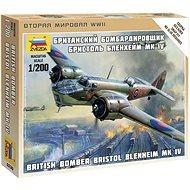 Wargames (WWII) letadlo 6230 - British Bomber Bristol Blenheim IV - Model letadla