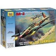 Model Kit letadlo 7279 - IL-2 Stormovik - Model letadla
