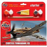 Starter Set letadlo A55101 - Curtiss Tomahawk IIB
