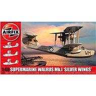 Classic Kit letadlo A09187 - Supermarine Walrus Mk.1 'Silver Wings' - Model letadla