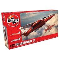 Classic Kit letadlo A02105 - Folland Gnat T.1