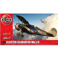Classic Kit letadlo A02052A - Gloster Gladiator Mk.I/Mk.II