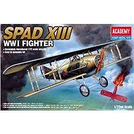 Model Kit letadlo 12446 - Spad Xiii Wwi Fighter - Model letadla