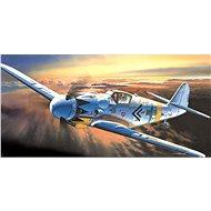 Model Kit letadlo 12454 - Messerschmitt Bf109G-14 - Model letadla