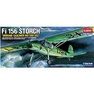 Model Kit letadlo 12459 - Fieseler Fi-156 Storch