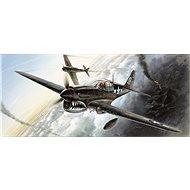 Model Kit letadlo 12465 - P-40M/N - Model letadla
