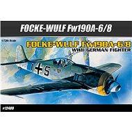 Model Kit letadlo 12480 - Focke-Wulf Fw190A-6/8
