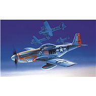 Model Kit letadlo 12485 - P-51D