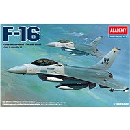 Model Kit letadlo 12610 - F-16 - Model letadla