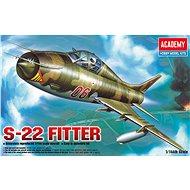 Model Kit letadlo 12612 - S-22 Fitter - Model letadla