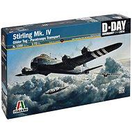 Model Kit aircraft 1350 - Stirling Mk.Iv Glidertug / Par.Transp. - Model Airplane