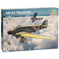 Model Kit aircraft 1388 - Sm.81 Pipistrello - Model Airplane
