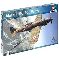 Model Kit letadlo 2765 - Macchi Mc.205 Veltro