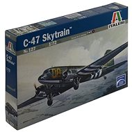 Model Kit aircraft 0127 - C-47 Skytrain - Model Airplane