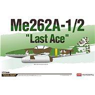 "Model Kit letadlo 12542 - Me262A-1/2 ""Last Ace"" LE: - Model letadla"