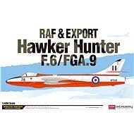 Model Kit letadlo 12312 - RAF & Export Hawker Hunter F.6/FGA.9 - Model letadla