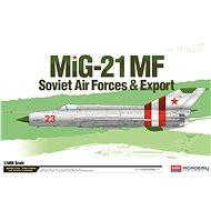 "Model Kit letadlo 12311 - Mig-21 MF ""Soviet Air Force & Export"" LE: - Model letadla"