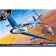 """Model Kit letadlo 12546 - F-86F """"Korean War"""" Le: - Model letadla"""