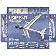 Model Kit letadlo 12618 - USAF B-47 - Model letadla