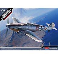 """Model Kit letadlo 12321 - Messerschmitt Bf109G-6/G-2 """"JG 27"""" - Model letadla"""