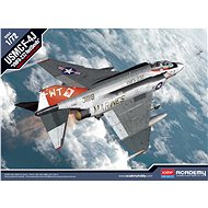 """Model Kit letadlo 12556 - USMC F-4J """"VMFA-232 Red Devils"""" - Model letadla"""