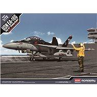 """Model Kit letadlo 12560 - EA-18G """"VAQ-141 Shadowhawks"""" - Model letadla"""