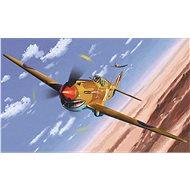 "Model Kit letadlo 12235 - Tomahawk Iib ""Ace Of African Front"" :Le - Model letadla"